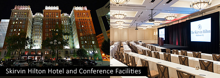 Skirvin Hilton Hotel and Conference Facilities