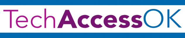 Tech Access OK logo